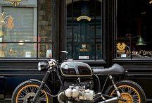 Cafe racer love