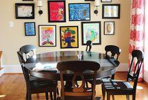 kiddy's art room