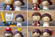 Geek Mashup Wedding Ideas