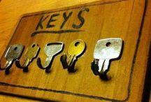 Na kľúče