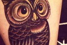 Tattoos / by Anna Rebottaro