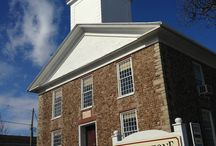 Cobblestone Buildings / Cobblestone buildings located in America and Canada