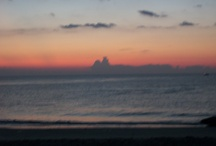 Sunrise in Palm Beach County FL. / My girlfriend Lisa and I during the summer take 1 Saturday a month and go sit on the beach and wait for the sun to come up. It's our time to catch up and watch GOD's wonder. / by Pamela ORourke