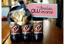 Teacher gift ideas / by Kim Getty