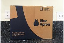 """Blue Apron / About: """"Discover a better way to cook."""" For full subscription box reviews, visit http://musthaveboxes.com."""