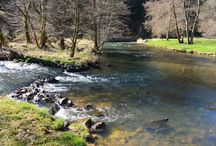 Les rivières des Combrailles