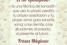 FRASES MAGICAS