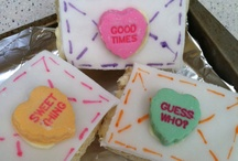 Decorated Cookies - You Are My Sunshine Cookies / #decorated #cookies by me! / by Lindsay Walsh