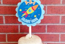 cupcake toppers / by SimplySweetPartyShop