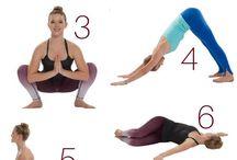 Treinos de ioga