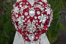 jewel bouquets/bukiety biżuteryjne