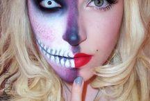 Halloween / halloween makeup inspo