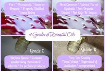 Essential Oils / by Sarah Kenny Otto