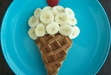 kid meals / Meals that would appeal to children