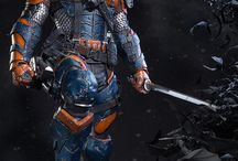 deathstroke outfit