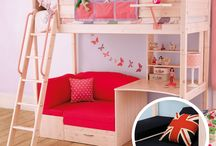 Kids bedroom furniture / by Tracie Coffel-Neville