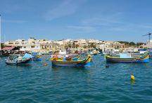 Malta / Marsaxlokk