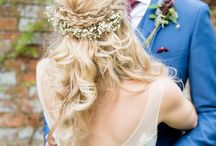 Wedding Hair Ideas...