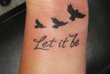 Tetoválások... <3