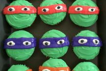 Noah's Ninja Turtle 4th Birthday