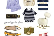Gifting with Glam / Who doesn't love some glam, or a great gift?