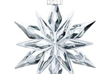 Swarovski Annual Ornaments / by Classic Replacements
