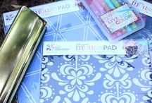 Stationery / Planner, Crafting