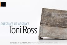 Toni Ross: The Presence of Absence / Toni Ross's stoneware sculptures explore the containment of shape and the search for equilibrium. Drawing from Japanese aesthetic traditions and Cycladic sculpture, Ross's recent body of work is a quiet rumination on emptiness and presence.