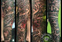 Bloodline tattoo bests tattoos / Japanese tattoos in phuket