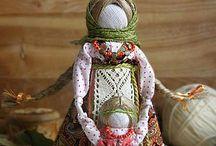 кукла оберег народная