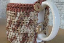 Crochet - Cup Cozies