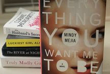 Book Choices, Everything You Want Me to Be, By Mindy Meija