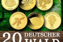 Germany / Deutschland / German coins distributed by EMK / Münzen aus Deutschland im Angebot bei EMK.