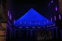 Lines up. A Recollection @ Berlin FESTIVAL OF LIGHTS