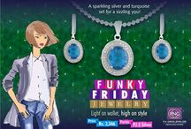 Funky Friday / Your perfect party mood collection