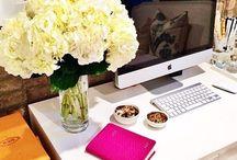Home Office / Home Office estilos, cores, designe