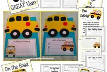 Beginning of the year crafts / by Amy H