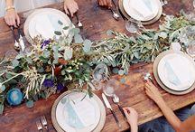 WEDDING DINNER //