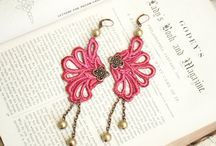 Lace Earrings [Desing & Inspiration]