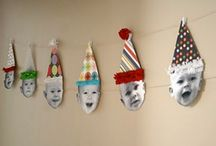 Birthday Parties / by Whitney Buskirk