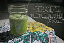 juice me - recipes & ideas for my juicer / by Regina Vella