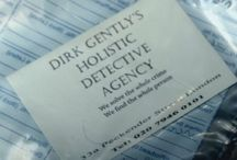{dirk gently's holistic detective agency}