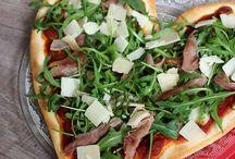Pizz'artistic / Venez découvrir les pizzas les plus originales et artistiques !