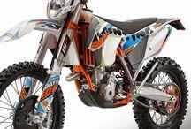 KTM Dirt