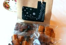 Christmas Fudge / Christmas Fudge range and limited edition festive flavours!