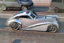 Les voitures grand theft auto 5