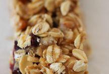 Granola & Cereal Bars