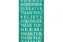 Quote/Text Custom Metal Wall Art / These signs feature inspirational, directional or humorous quotes and text.  Buy Direct from us for discounts and savings! We manufacture and distribute Vintage Metal Signs, Clocks, Thermometers and Canvas Prints. All of our products are handmade in America with the highest quality metal and manufacturing process. http://www.pasttimesigns.com
