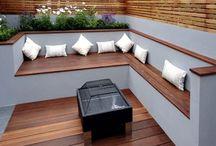 Coñaripe terraza