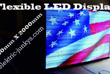 DIY Flexible LED Screen